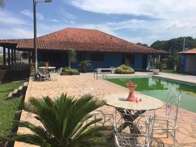Sítio Para Venda Em Saquarema, Bacaxá, 5 Dormitórios - 286