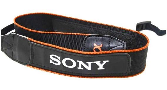Alça Pescoço Sony Original Alpha A9 A7 A7s A7sii A6500 A6300