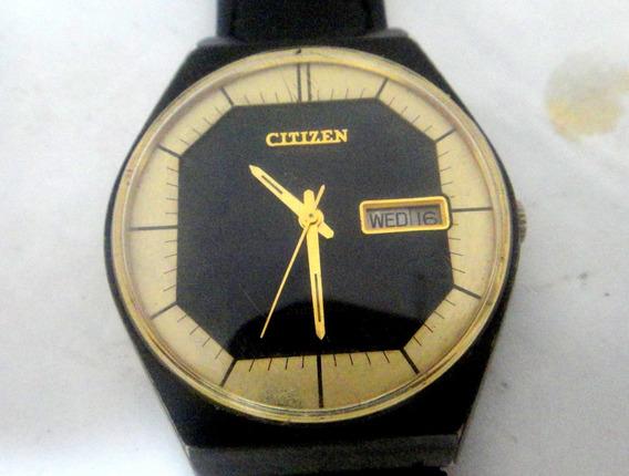 Relógio Citizen Calendário Duplo