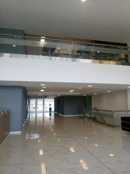 Alquilo Oficinas - Office Center - Av. Colón 4500