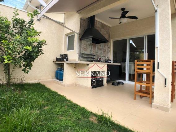 Casa Com 3 Dormitórios À Venda, 104 M² Por R$ 665.000,00 - Condomínio Vista Verde - Vinhedo/sp - Ca0654