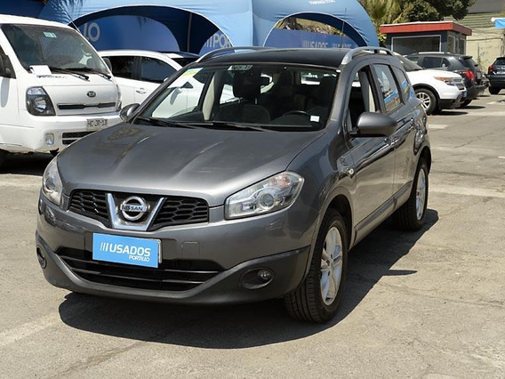 Nissan Qashqai Qashqai 2.0 Aut 2013