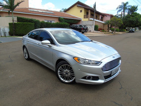 Ford Fusion 2.0 Gtdi Titanium Awd Blindado Inbra Iii-a