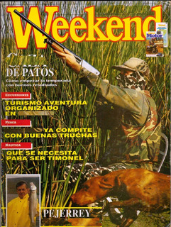 Revista Weekend Año 22 | N°259 | 04/1994