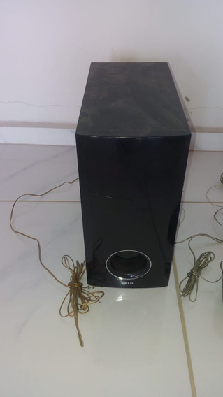 Kit 5 Caixas Home Theater Lg Ht305su