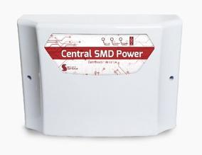 Central De Choque Gcp Smd 10000 Power