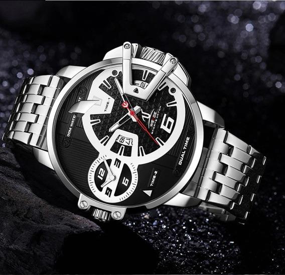 Relógio Weide Luxo Original 100% Funcional