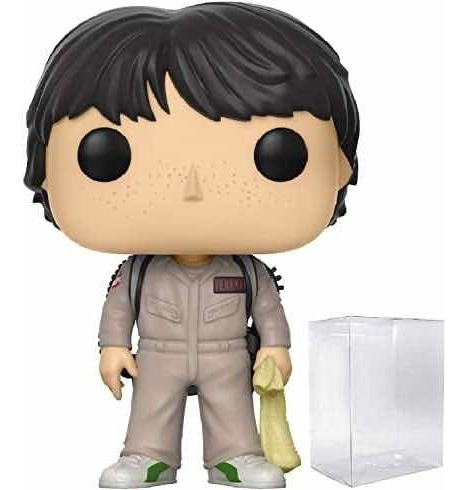 Funko Pop Stranger Things Mike Wheeler Ghostbuster