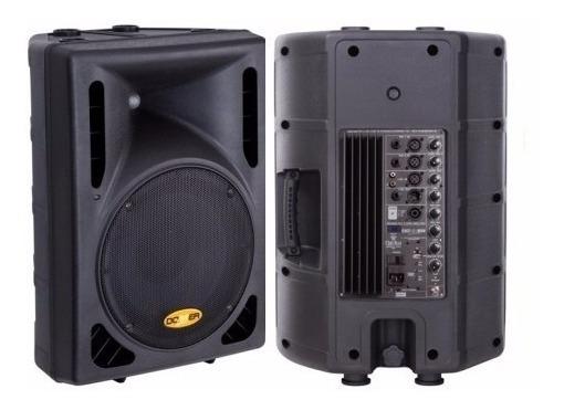 Caixa De Som Ll Clarity Amplificada Cl200a Com Usb- 200w Rms