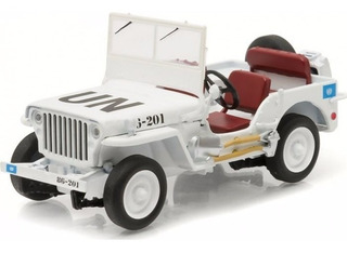 Jeep Willys - United Nations Geenlight 1:43
