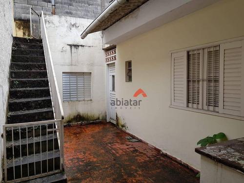 Imagem 1 de 5 de Casa Com 3 Dormitórios À Venda, 220 M² Por R$ 480.000,00 - Jardim Da Glória - Taboão Da Serra/sp - Ca0139