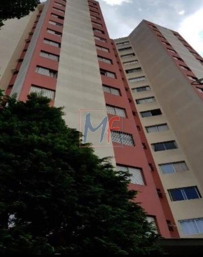 Imagem 1 de 30 de Ref: 13.202 - Excelente Apartamento No Bairro Vila Esperança, Com 2 Dorms, Banheiro, 1 Vaga, 52 M² De Área Útil, Lazer, Comércios Próximos. - 13202