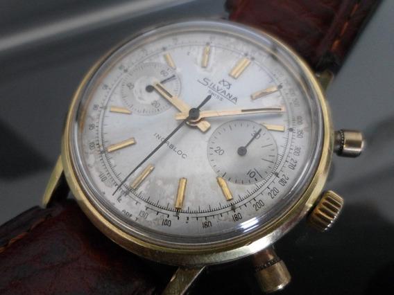 Silvana Cronograph L-248 Para Caballero