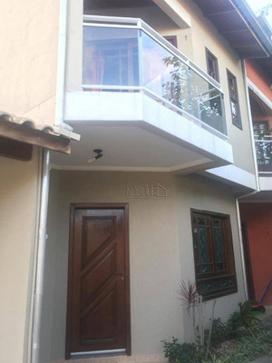 Sobrado Com 2 Dormitórios Para Locação Anual, 70 M² Por R$ 1.550/ Mês - Ingleses Do Rio Vermelho - Florianópolis/sc - So0004