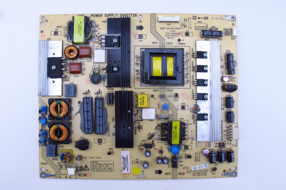 Placa Fonte Toshiba Le4050b Fda 34007728 Kps+l150c3