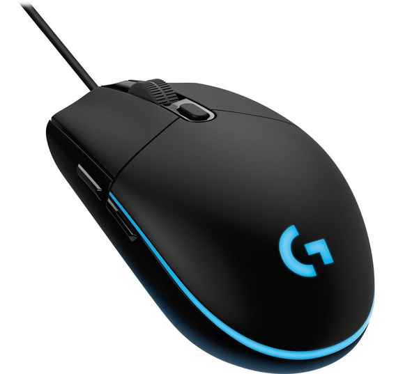 Mouse Gamer Logitech G203 Prodigy, Rgb Lightsync