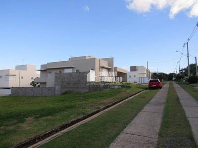 Terreno À Venda No Condomínio Palmeiras Imperiais Em Salto - Te3661