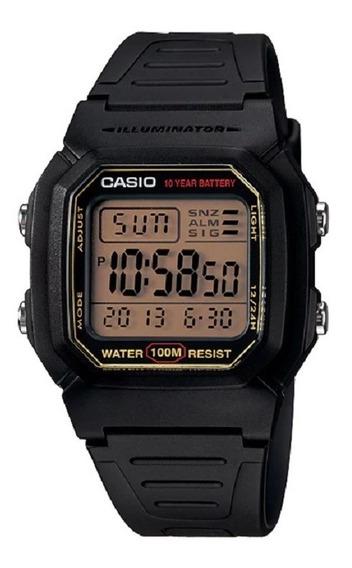 Relógio Casio Masculino Vintage W-800hg 9av Digital Oferta