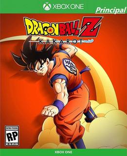 Dragon Ball Z Kakarot Original Digital Xbox One Garantía