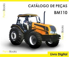 Catálogo Peças Trator Valtra Bm 110 G2