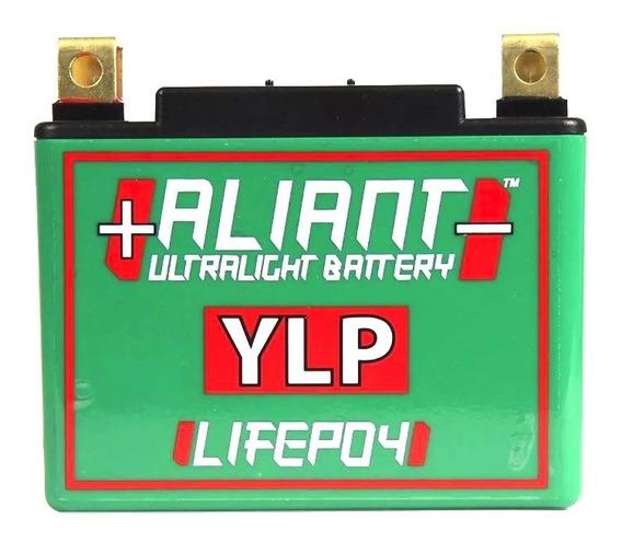 Bateria Lithium Litio Aliant Ylp09b Moto Competição Pista