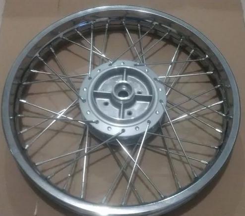 Roda Traseira Yamaha Factor 125 Ybr 125 Toda Modelo Original