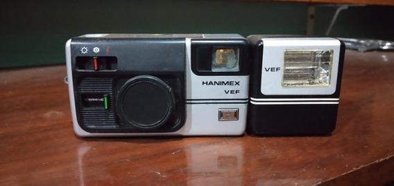 Câmera Fotográfica Antiga Hanimex