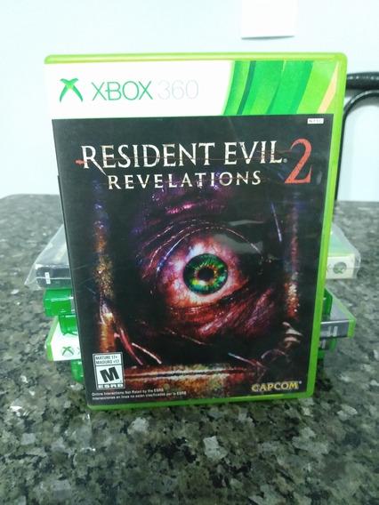 Resident Evil Revlations 2 Xbox 360