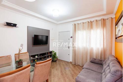 Apartamento Com 2 Quartos Por R$ 145.000 - Outeiro De Passárgada - Cotia/sp - Ap0393