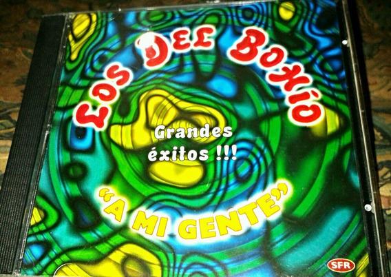Los Del Bohio / A Mi Gente Grandes Exitos - Cd Nuevo Sellado