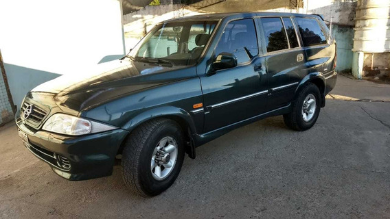 Ssangyong Musso 2.9 602 Dti 2001