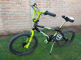 Bicicleta Bmx Venzo Inferno + Casco Talle S