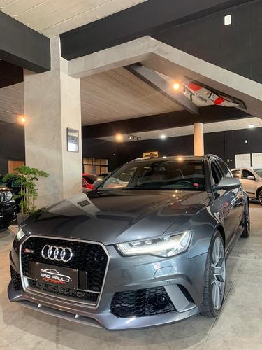 Audi Rs6 Avant 2018 - São Paulo Motorsport