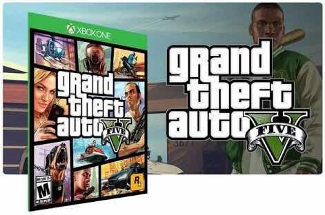 Gta V - Xbox One Midia Digital Promoção!!!!