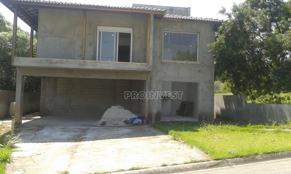 Casa À Venda Na Granja Viana- Reserva Santa Maria - Ca17281