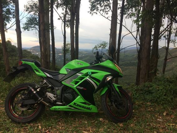 Kawasaki Ninja 300 Abs Special Edition 13/14