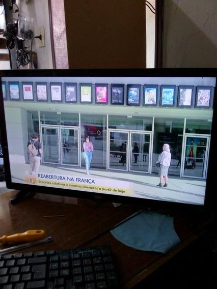 Tv Aoc 24 Pol.led