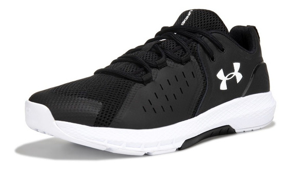 Tenis Under Armour Charged Commit Tr 2.0 Hombre 3022027-001