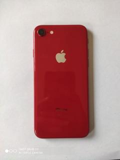 Carcaça iPhone 8 Red Completa Original Retirada