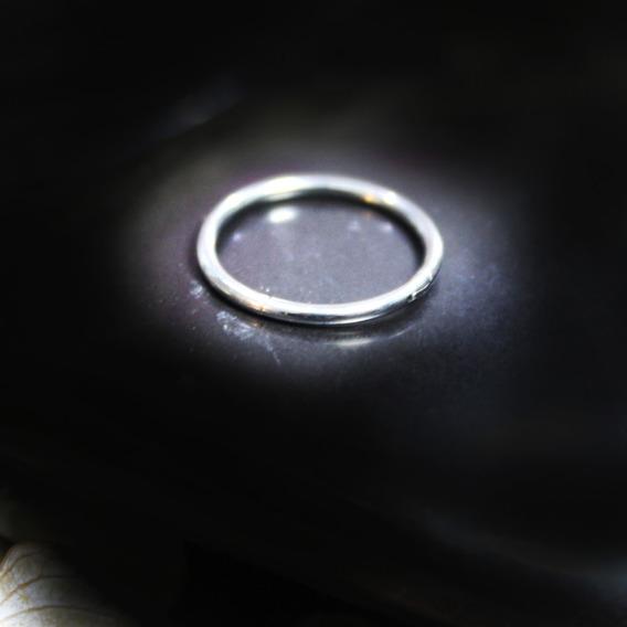 Piercing Argola Segmentada 1.2mm De 10mm