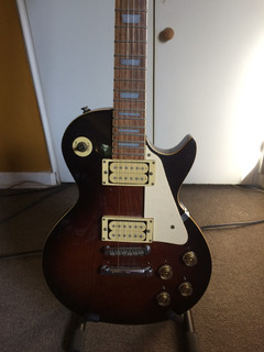 Guitarra Eléctrica Rockwood Lx 100 G - Guitarras Eléctricas