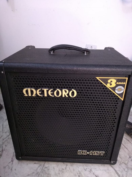 Amplificador Cubo Meteoro Para Baixo Ultrabass Bx200 250w