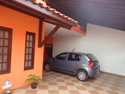 Casa Para Venda, 3 Dormitórios, Bela Vista - Guaratinguetá - 1150
