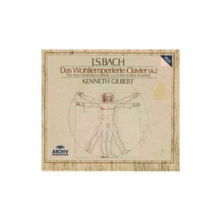 Bach: The Well Tempered Clavier, Libro 1