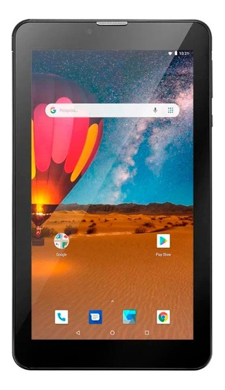 Tablet Barato Recebe E Faz Ligações 16 Gb Multilaser M7 3g