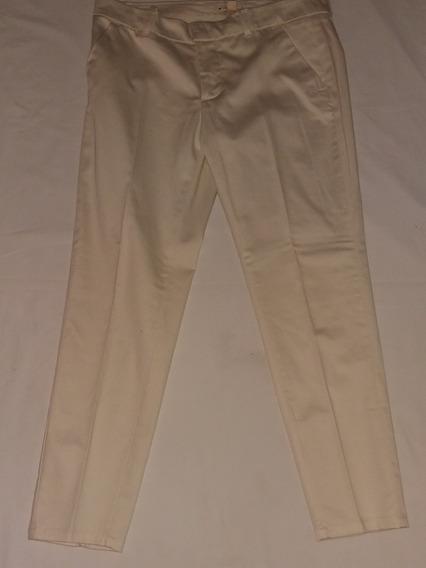 Pantalón Clásico Mango Tiro Medio