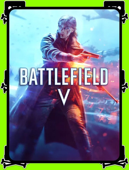 Battlefield V Bf 5 Português Pc - 100% Original (origin Key)