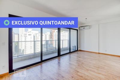 Studio No 14º Andar Com 1 Dormitório E 1 Garagem - Id: 892933308 - 233308