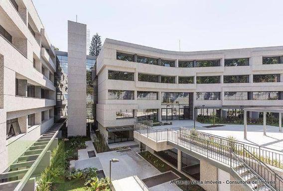 Sala Comercial Para Venda E Locação, The Point Office, Cotia. - Sa0097
