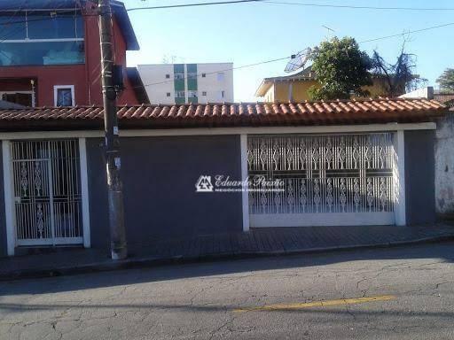 Casa Com 3 Dormitórios À Venda, 150 M² Por R$ 700.000,00 - Vila Galvão - Guarulhos/sp - Ca0027